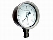 Manometer, Thermometer